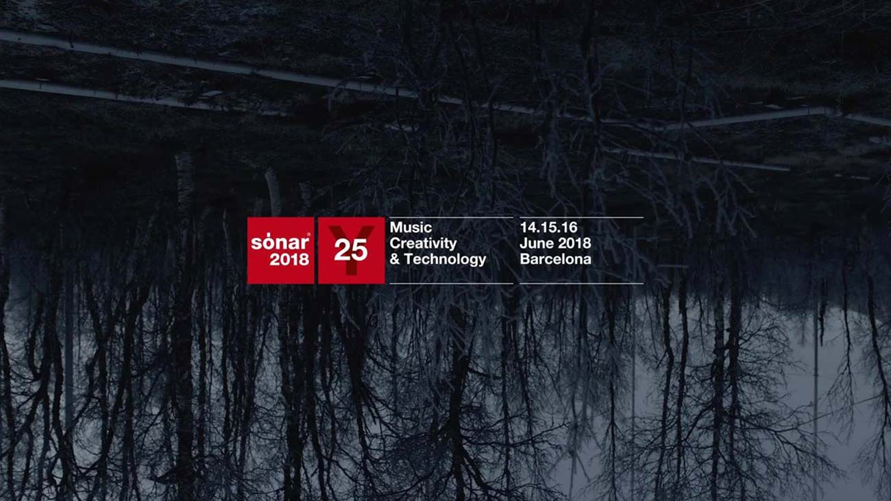 Sonar 2018 adds more than 50 new acts