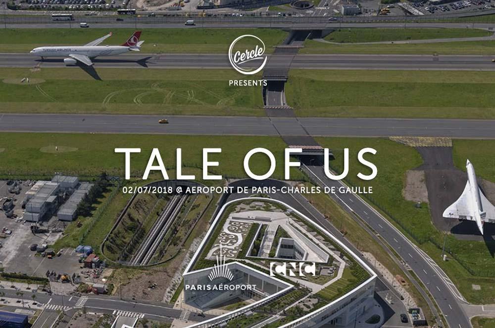 Tale Of Us Cercle Paris- Airport