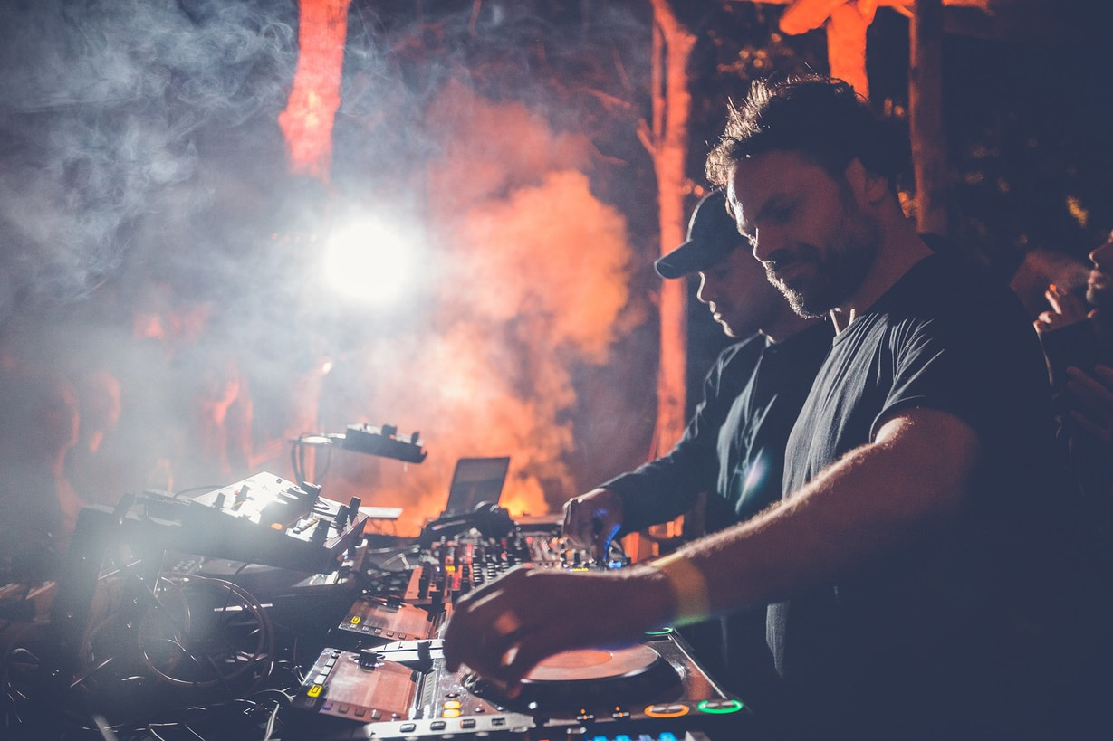 The Sound Clique news - Tale of Us in Skopje by Win Music Freedom