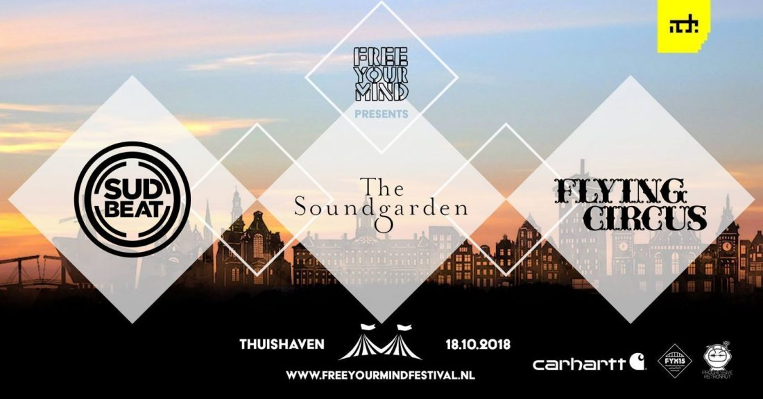 Free Your Mind_The Sound Garden_Sudbeat_Flying Circus_ADE