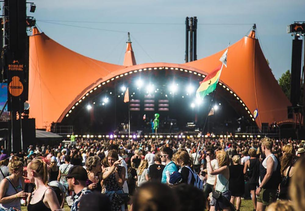 First acts announced for Roskilde Festival 2019