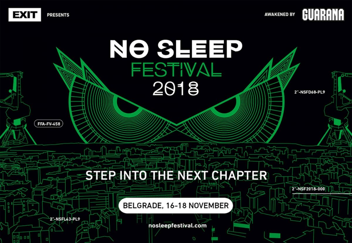 No Sleep Festival 2018