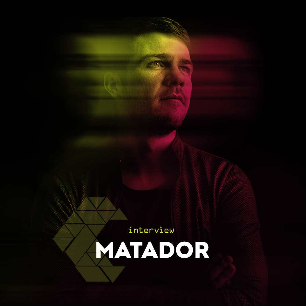 """TSC Behind The Decks Matador Interview cover"""