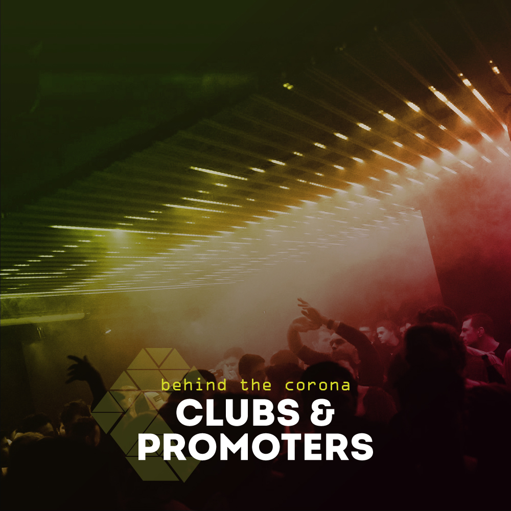 TSC Behind The Corona - Clubs & Promoters