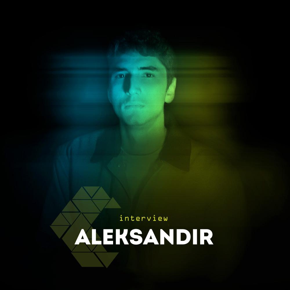 """Aleksandir interview cover"""