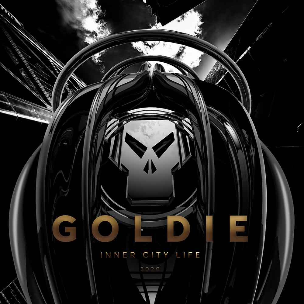 """""""Goldie Releases 'Inner City Life' Remix Pack"""""""