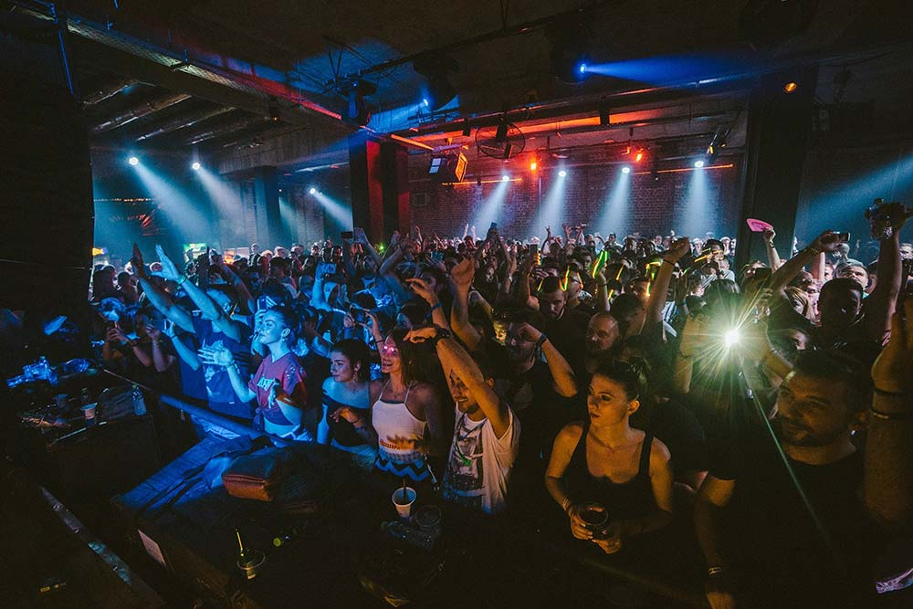"""My Best Pre Covid-19 rave - Reworks Festival 2017"""