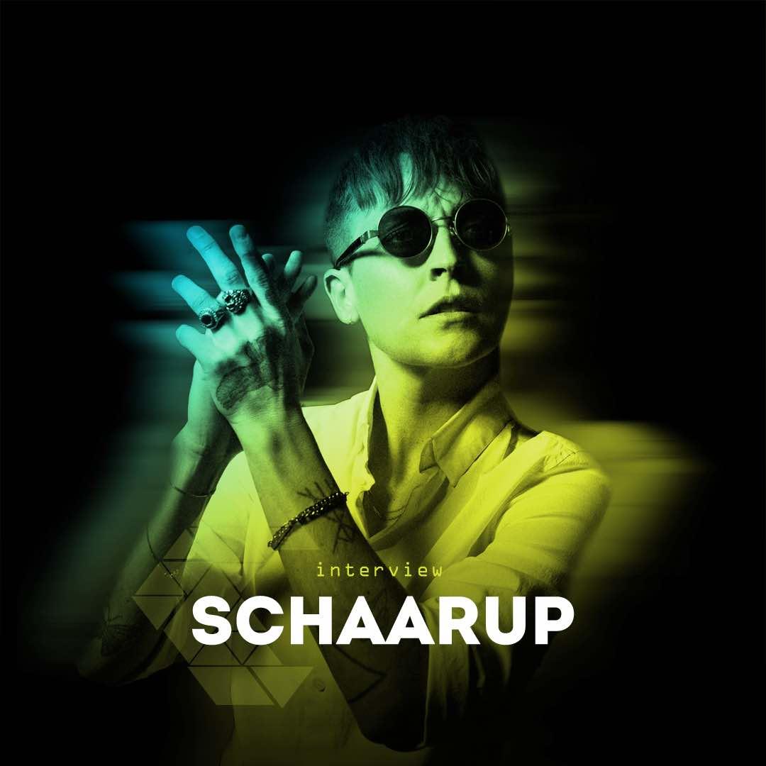 Behind The Decks - Mai Schaarup