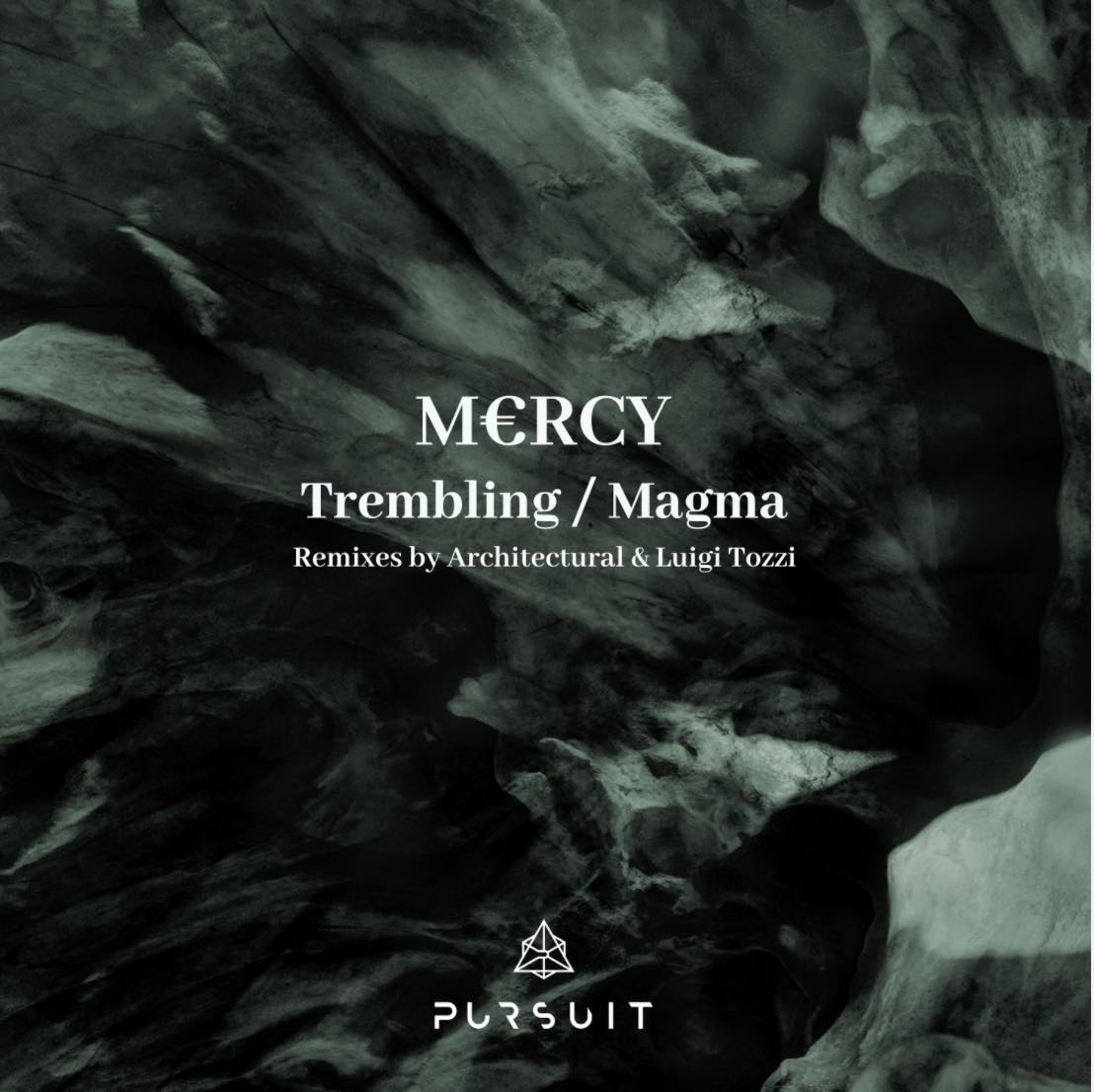 """""""Mercy Trembling and Magma EP - cover"""""""