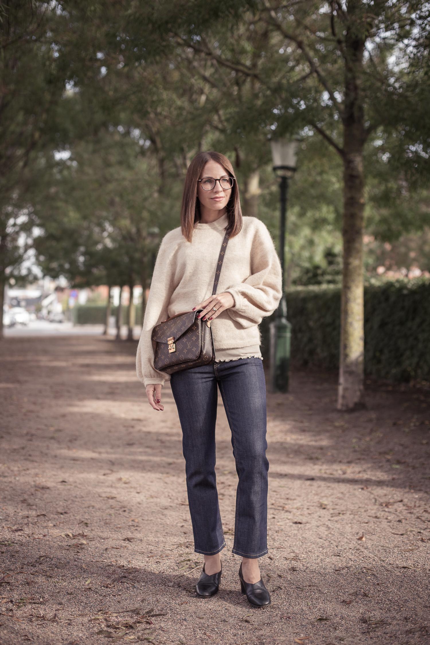 jeans rak modell