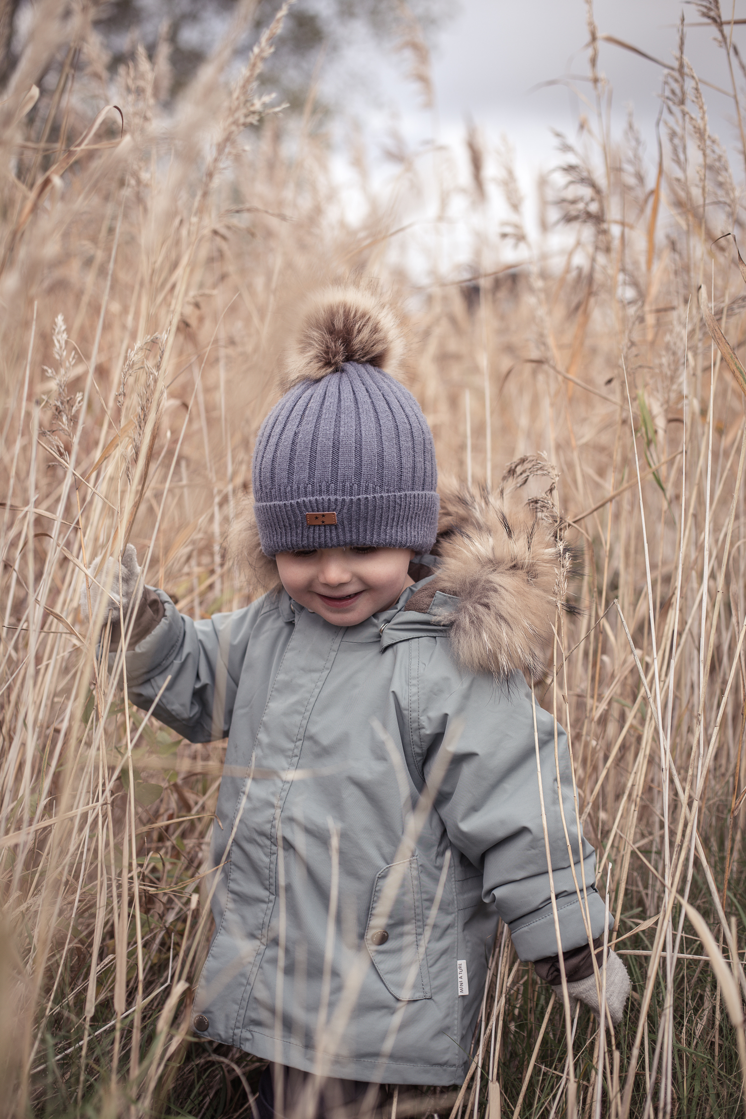 Vinterjacka för barn