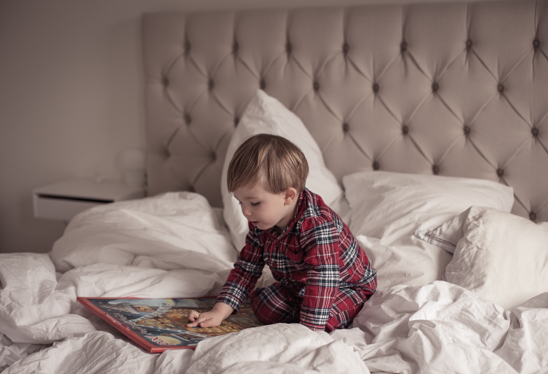 julkalender Pixi-böcker
