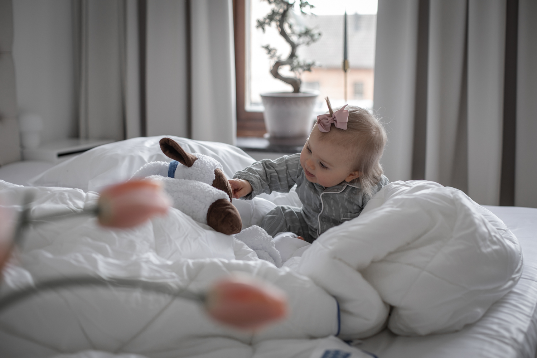 Nattningsrutiner barn