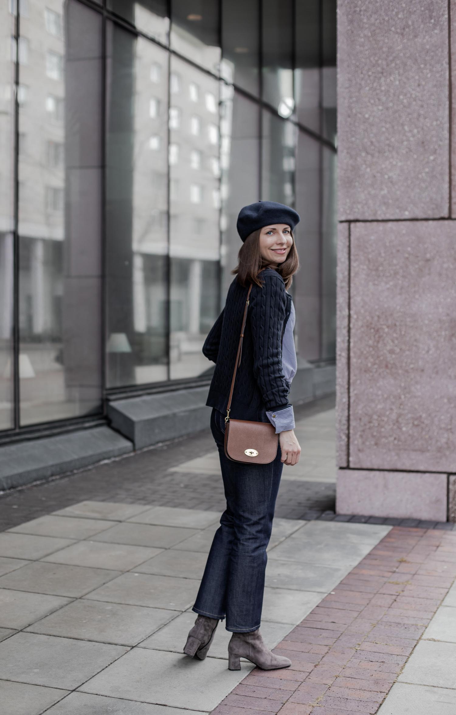 Rak jeansmodell