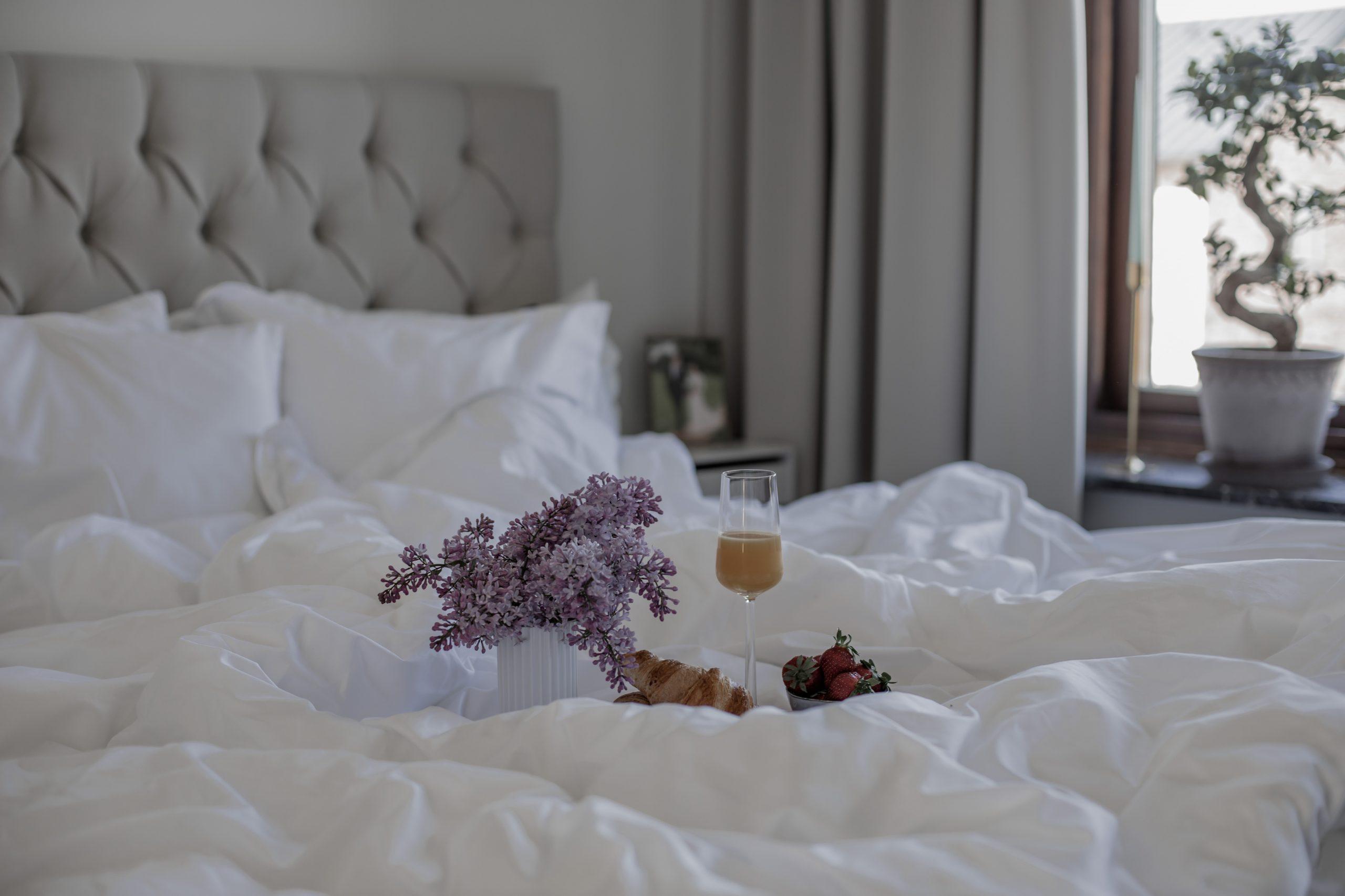 Påslakanset med hotellkänsla