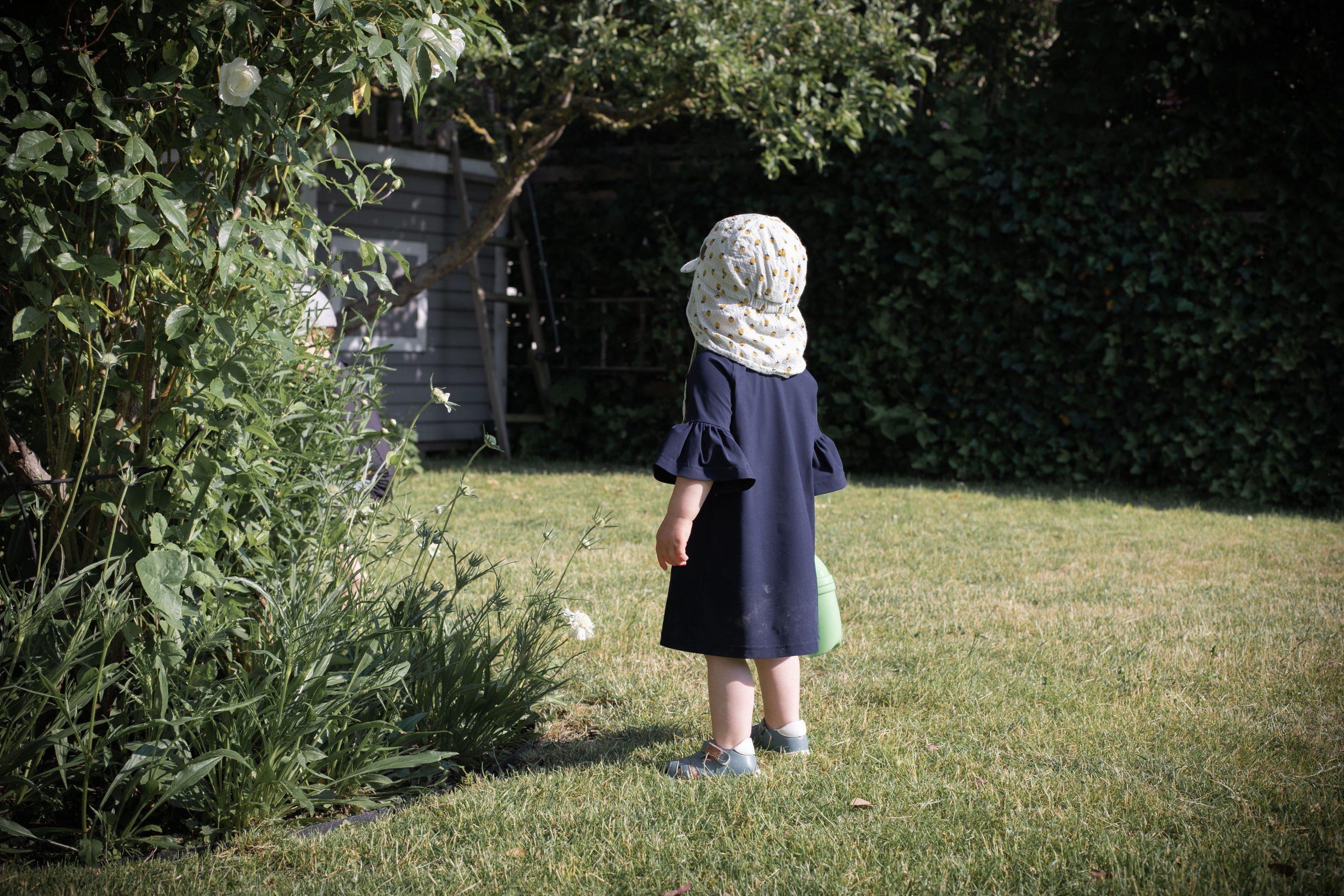 UV-kläder för barn