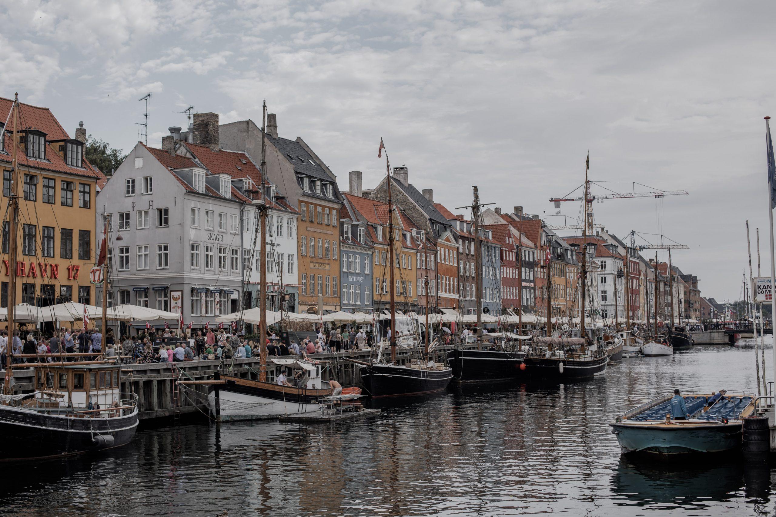 Weekend i Köpenhamn