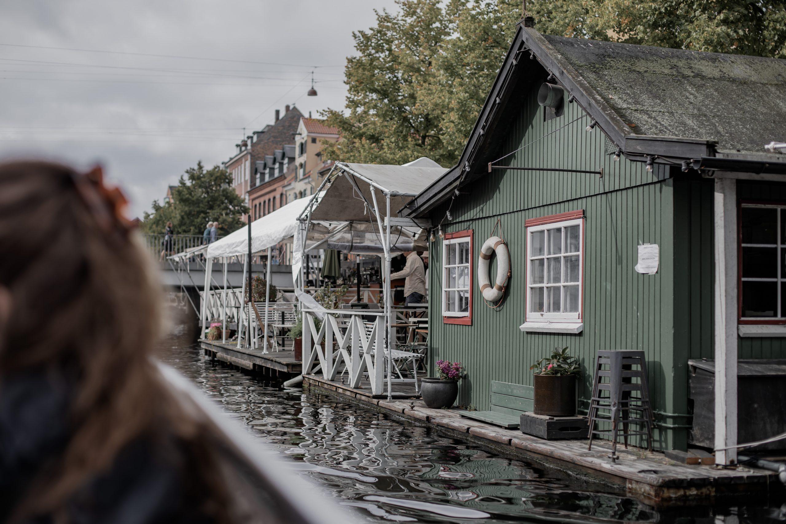 Sightseeing i Köpenhamn