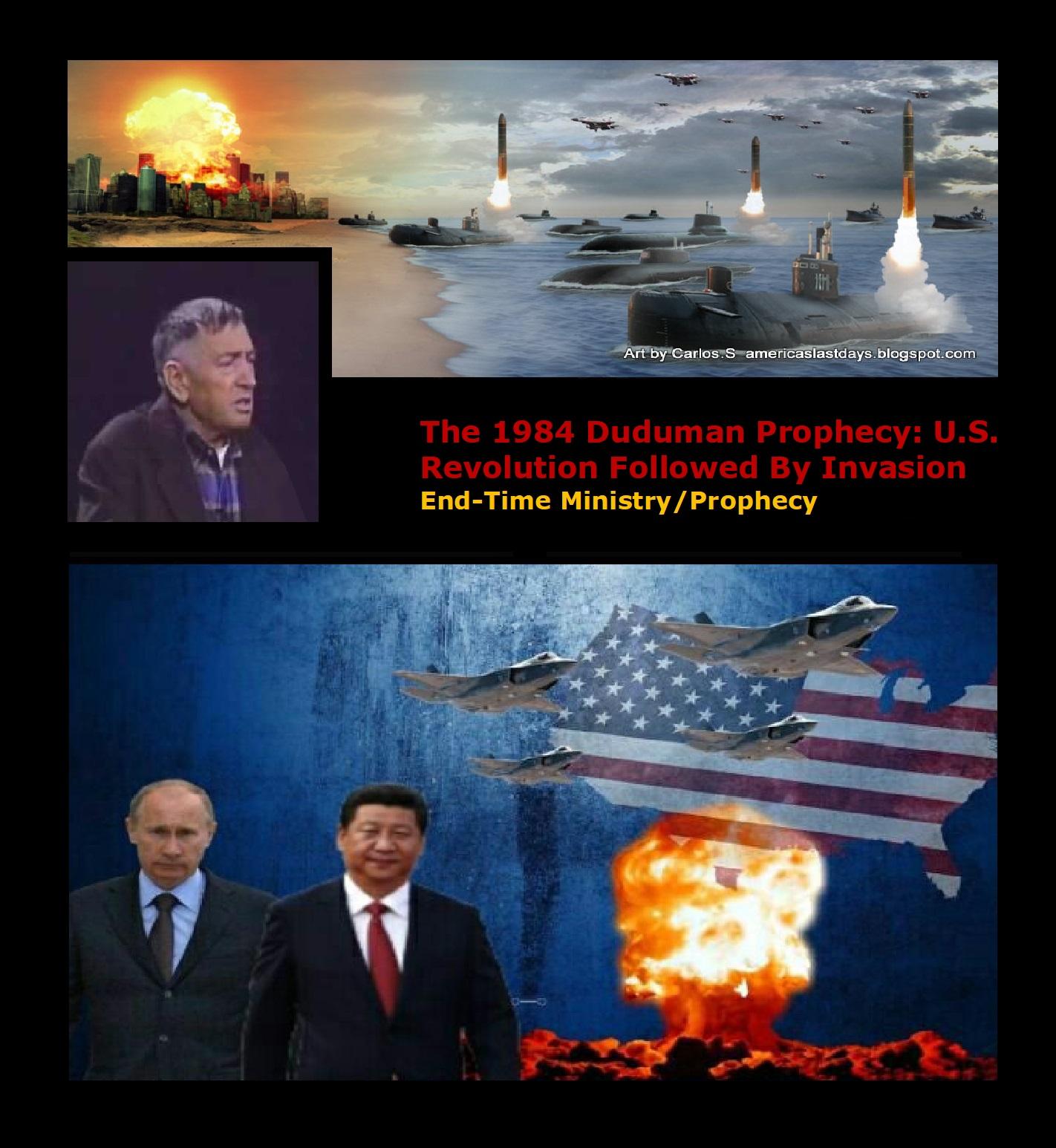 1984 Duduman Prophecy