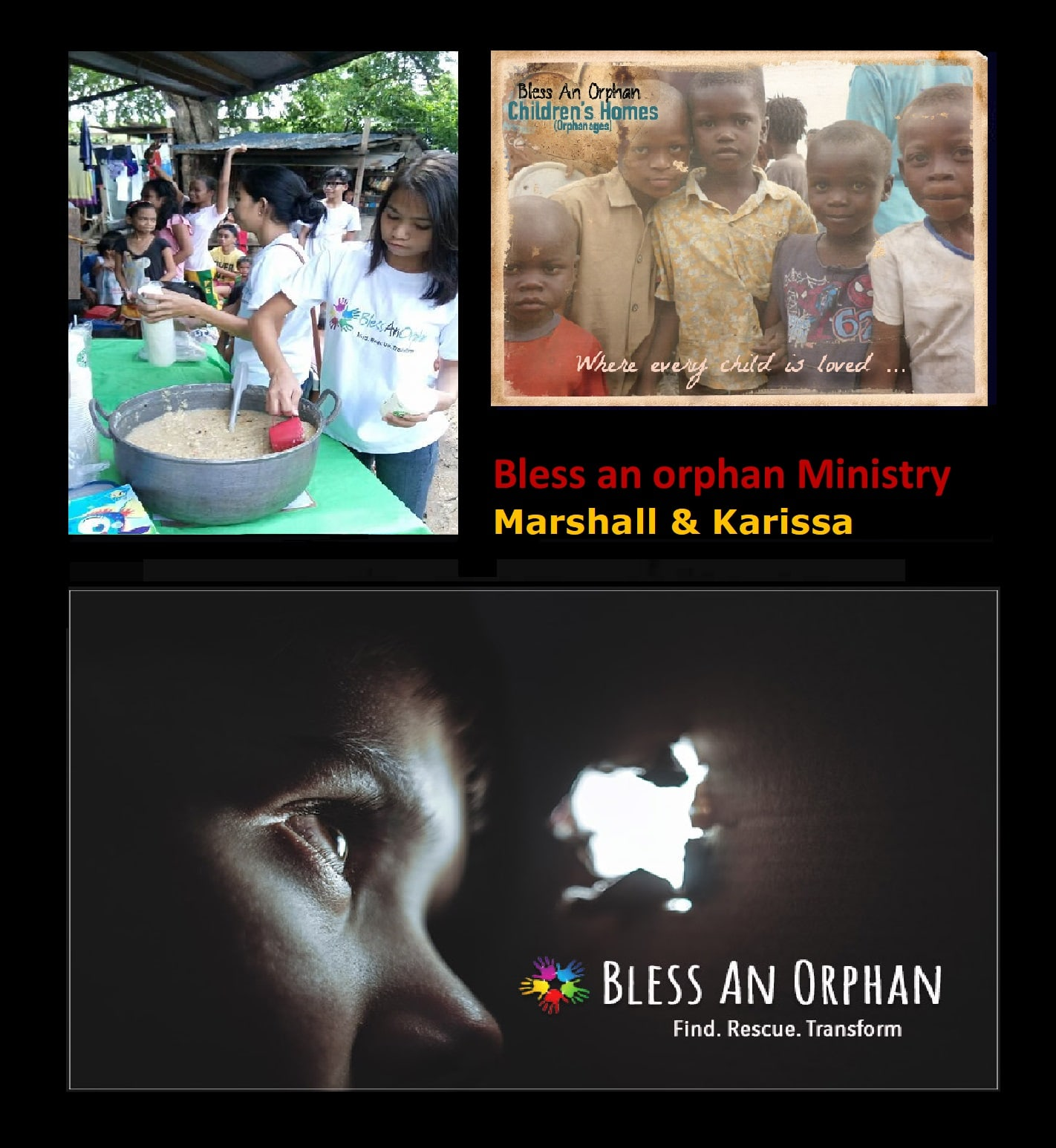 Bless an orphan Ministry