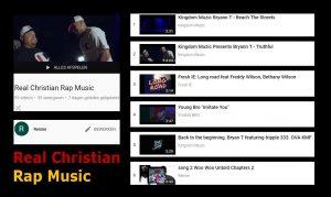 Real Christian Rap Music