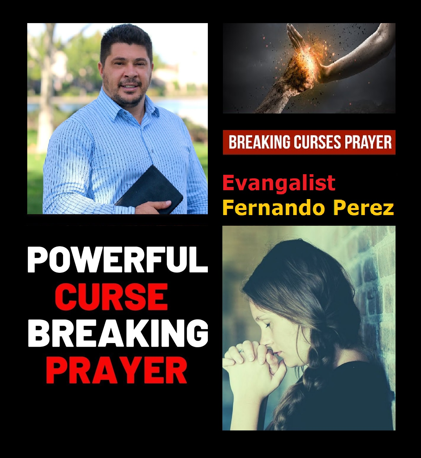 Evangalist Fernando Perez