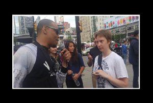 Dorre Love Street Preaching