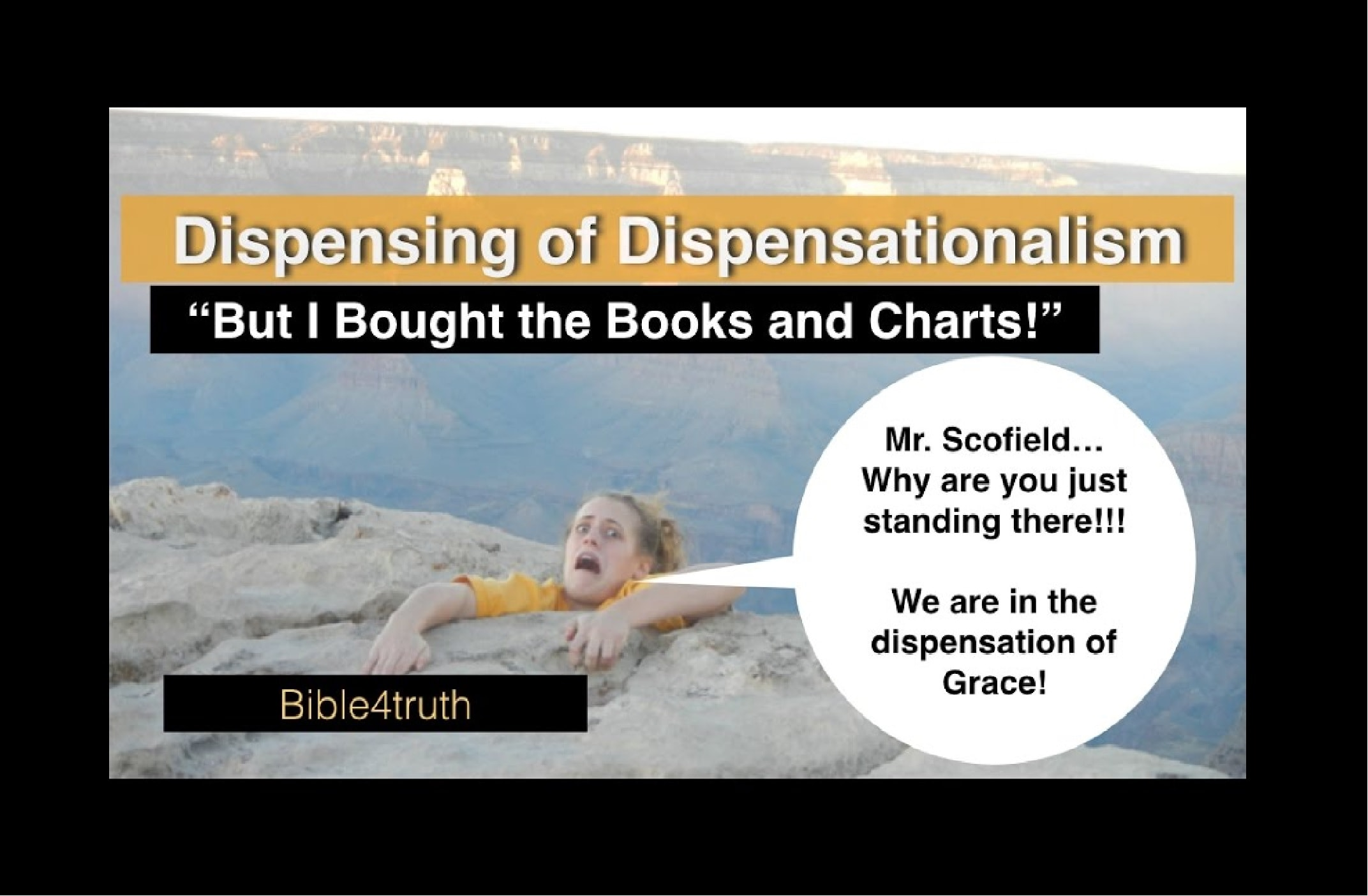 Discussion On Dispensationalism/ Zionism/ Rapture