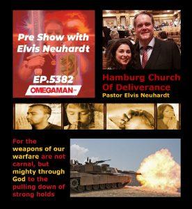 Pastor Elvis Neuhardt