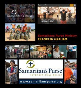 Samaritans purse Ministry