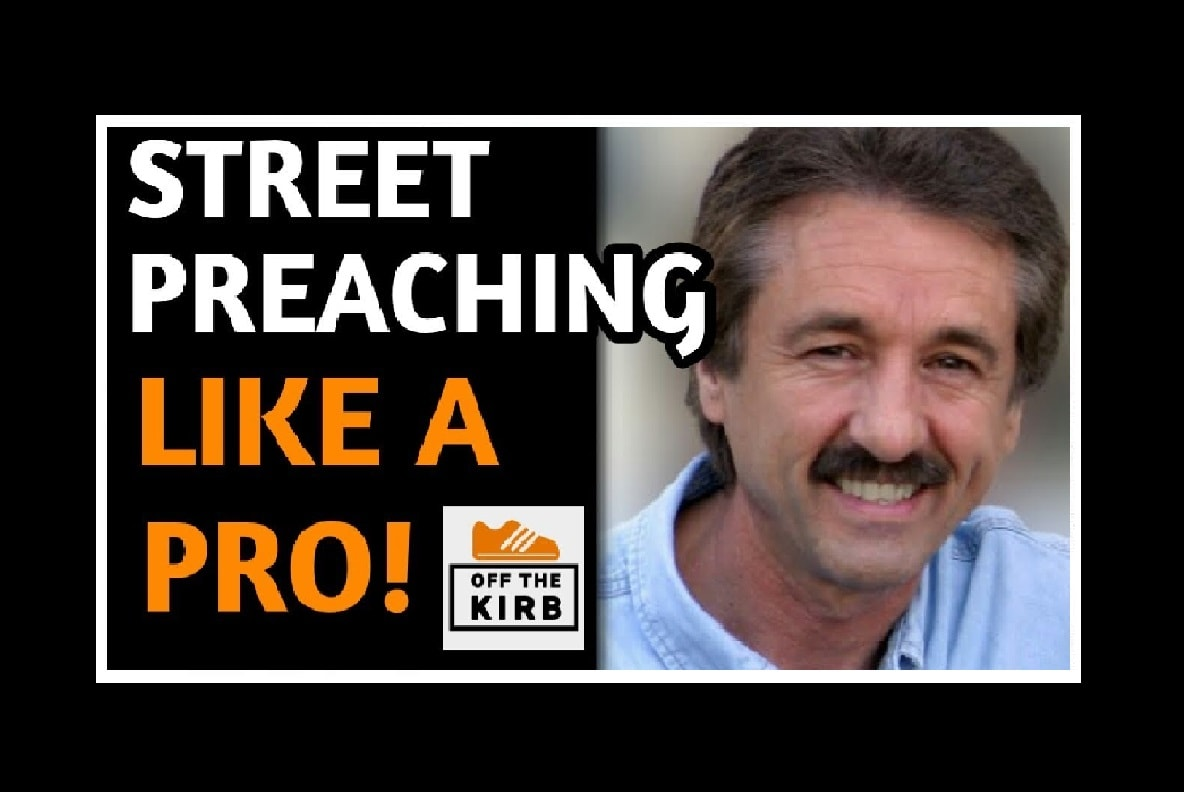 Living Waters Street Preacher