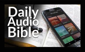 Listen To King James Audio Bible