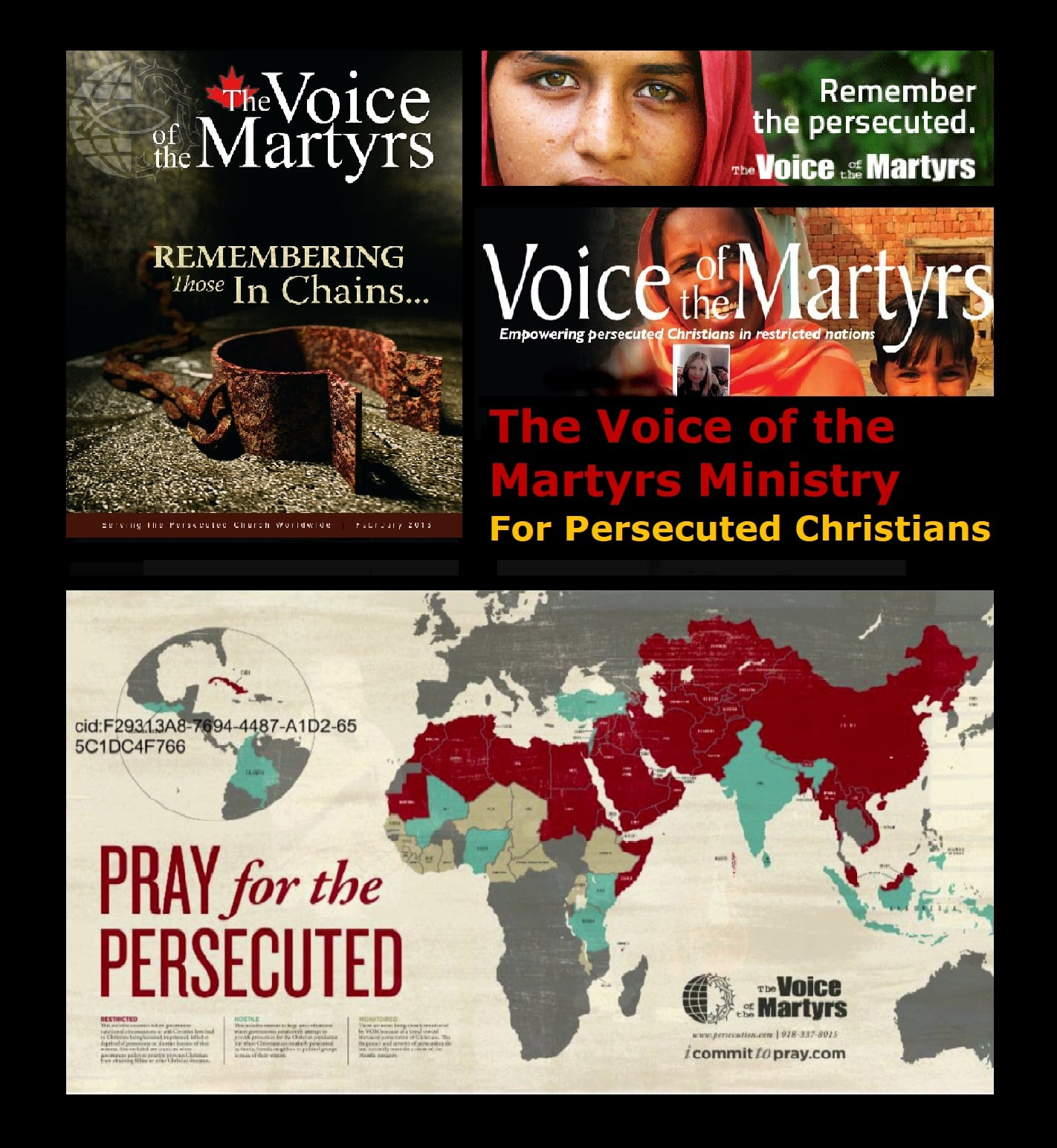 The Voice of the Martyrs Ministry