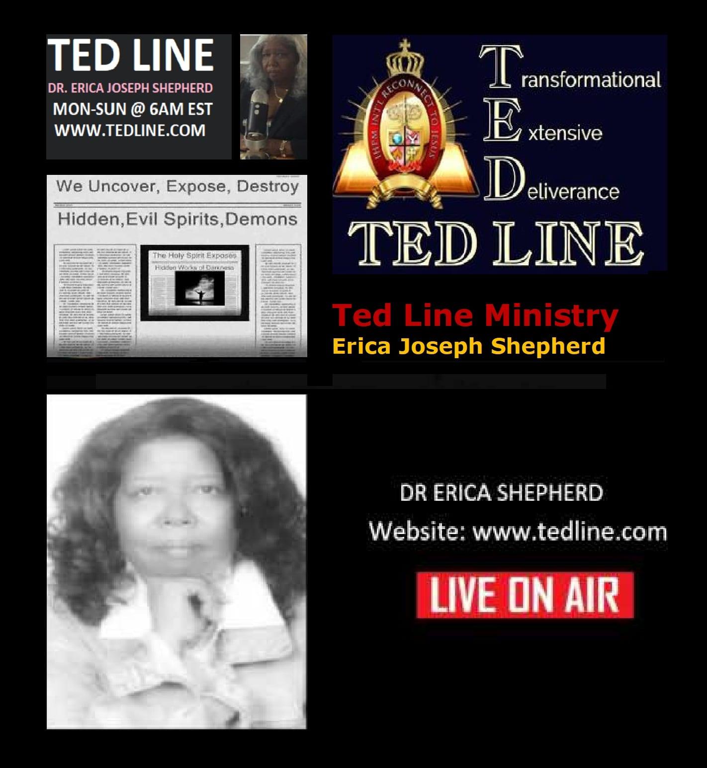 Erica Joseph Shepherd Ministries