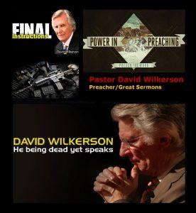 Pastor David Wilkerson