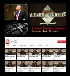 Pastor Charles Lawson