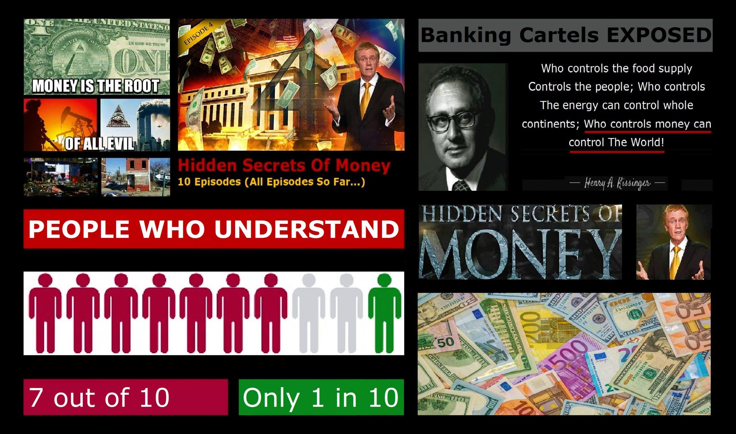 Hidden Secrets Of Money