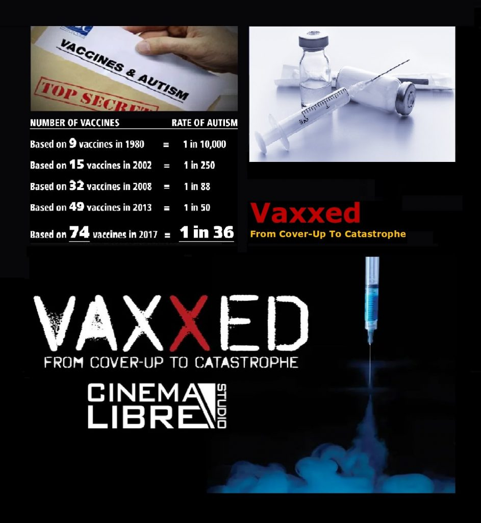 Vaxxed From Cover-Up To Catastrophe