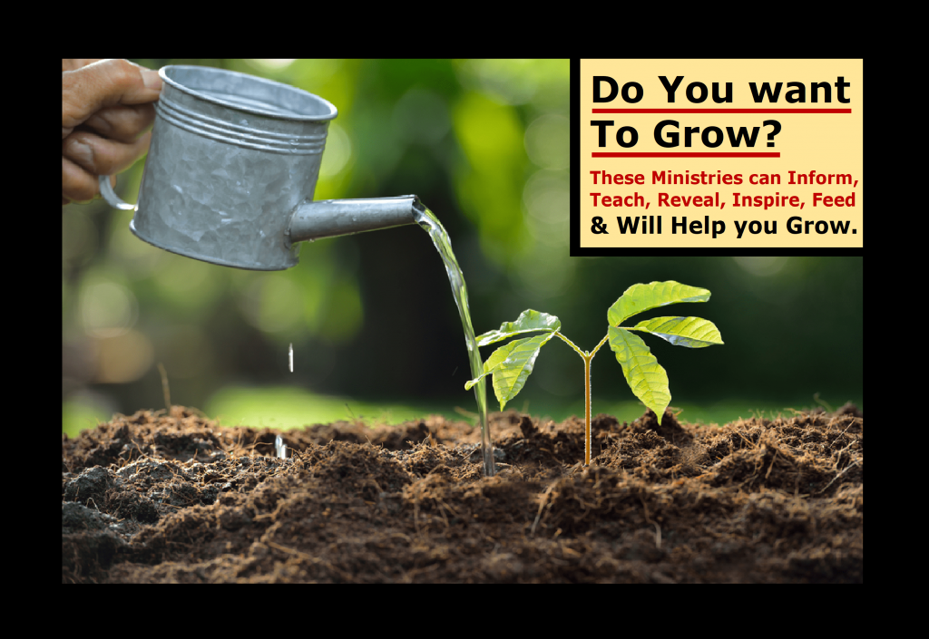 Do you want to grow?