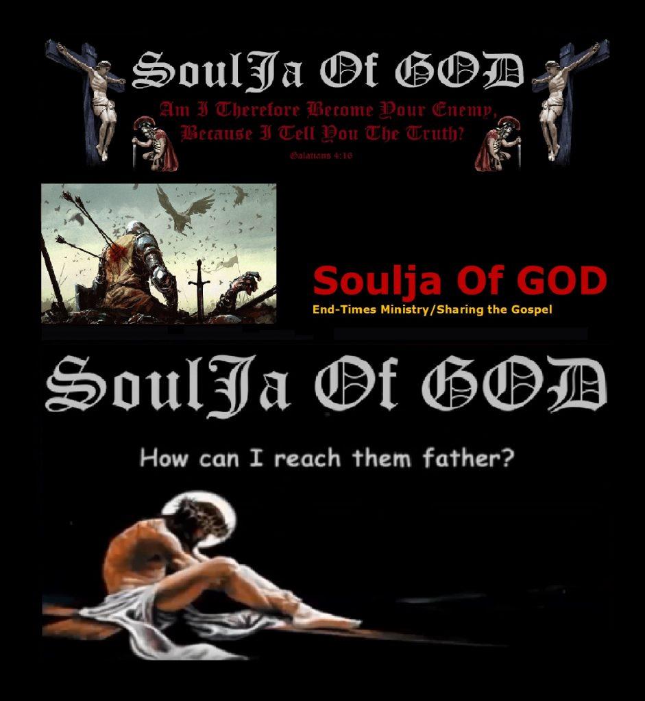 Soulja Of GOD
