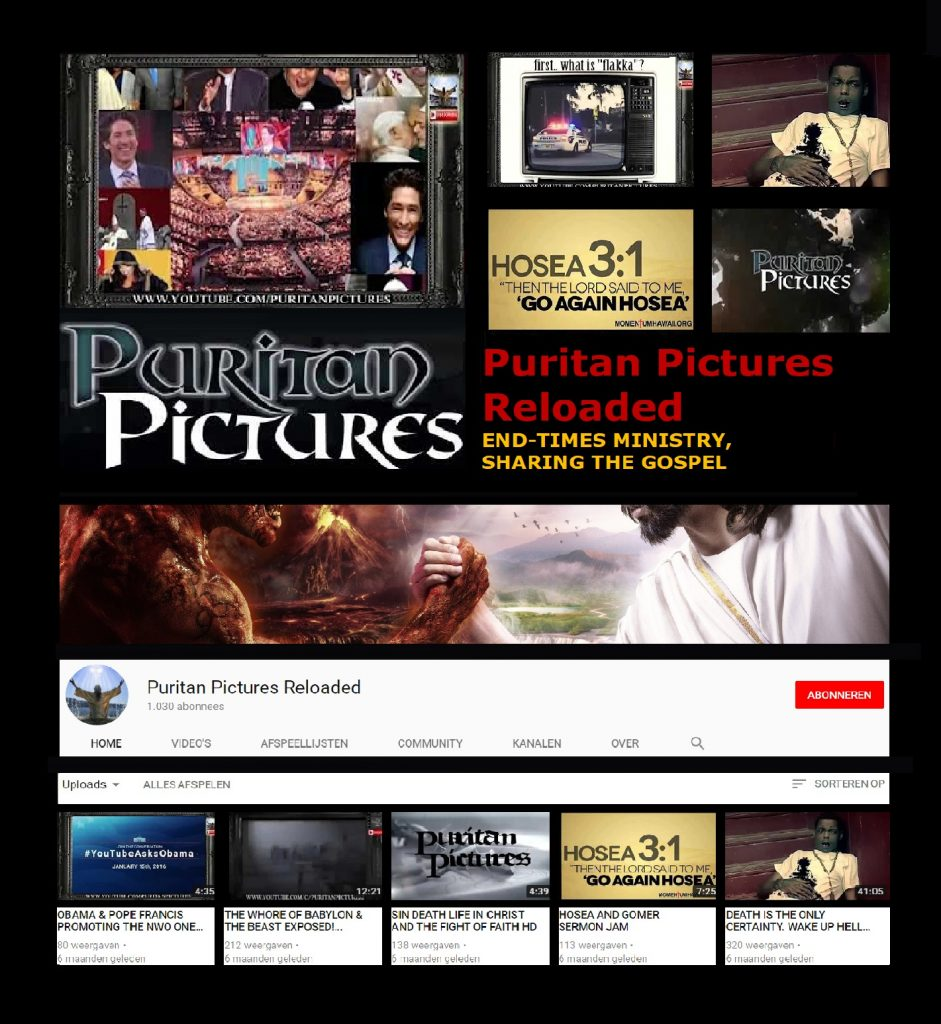 Puritan Pictures Reloaded