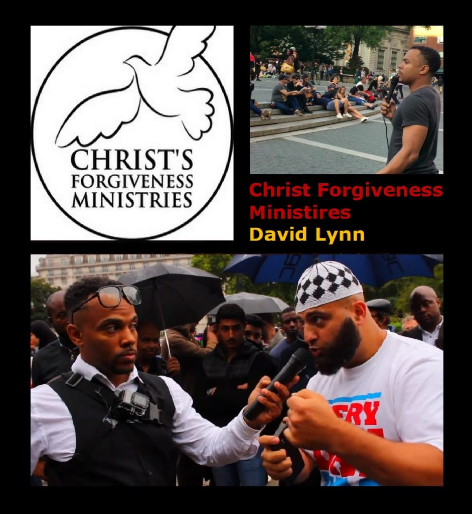 Christ forgiveness ministries