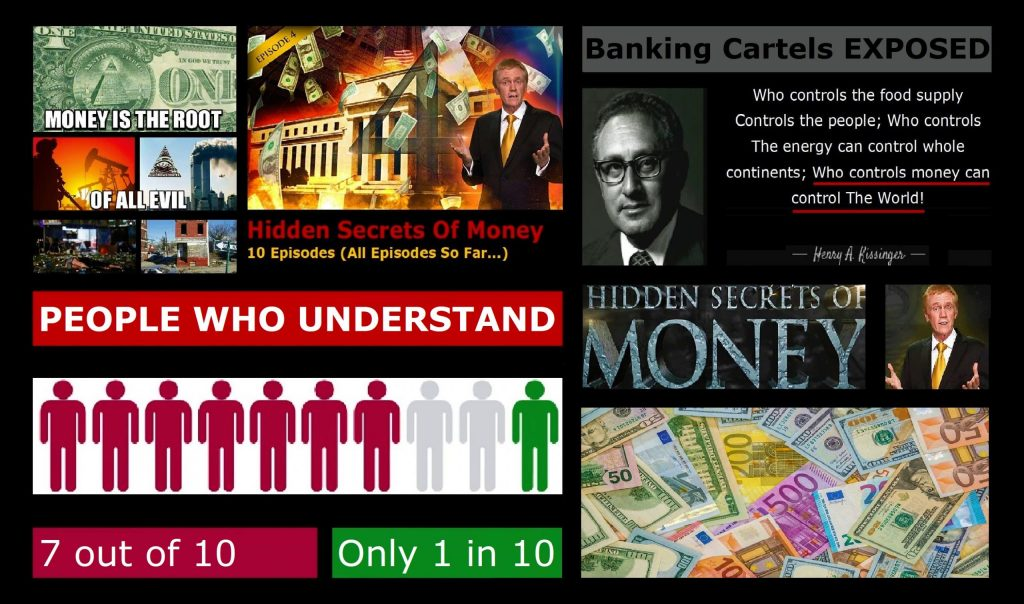 Hidden Secrets Of Money
