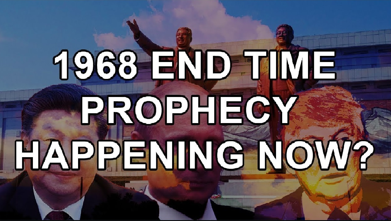 TRUNEWS DISCUSSES 1968 PROPHECY BY 90 YEAR OLD NORWEGIAN WOMAN