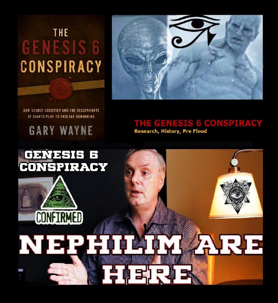 The GENESIS 6 Conspiracy