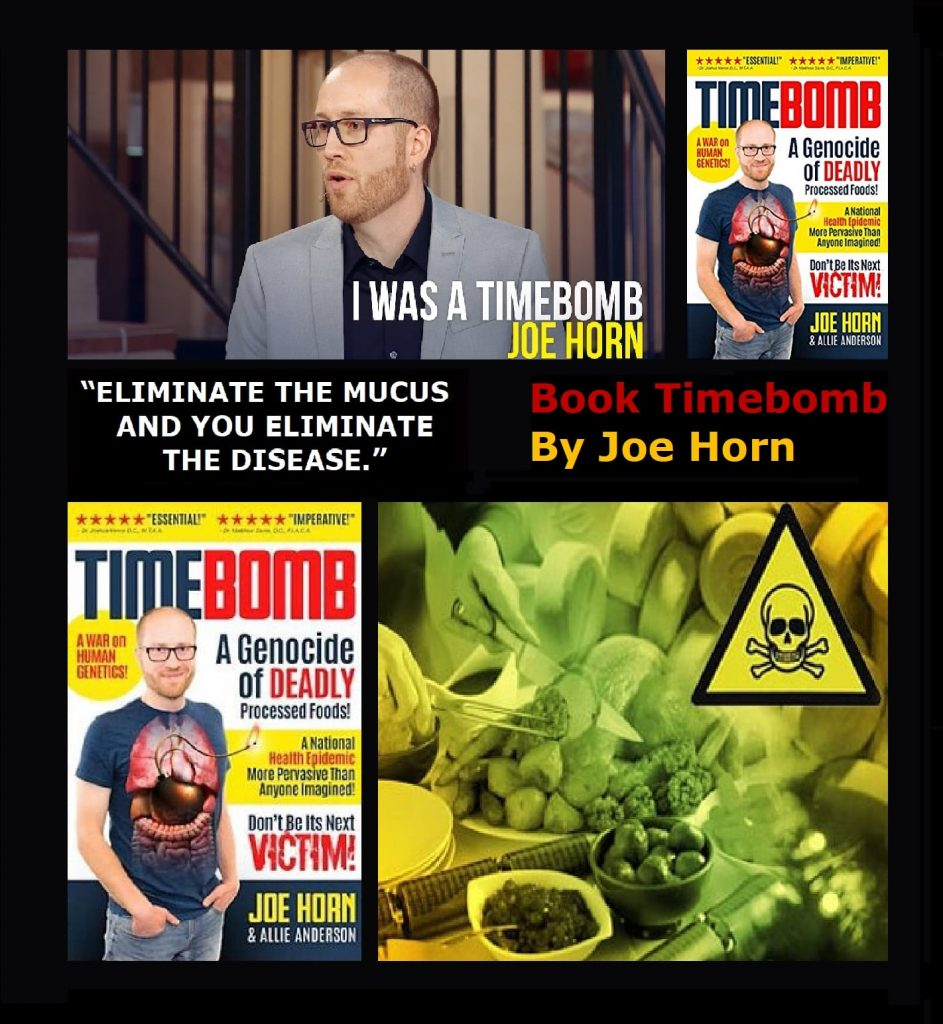 Timebomb by Joe Horn