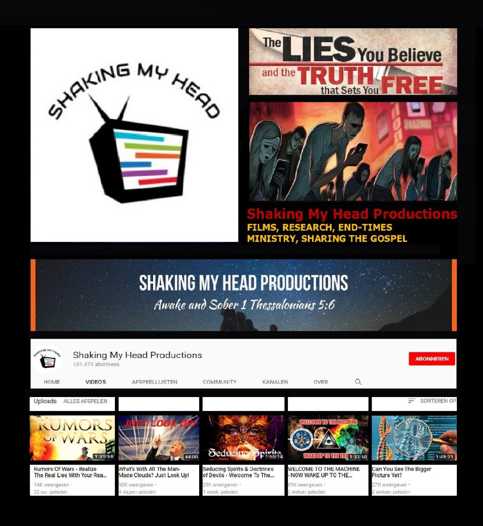 Shaking my head productions