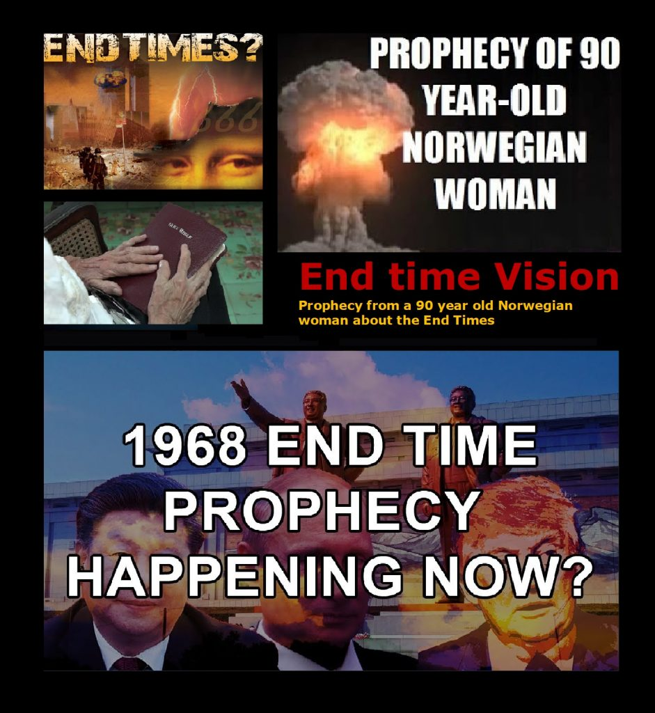 End time vision
