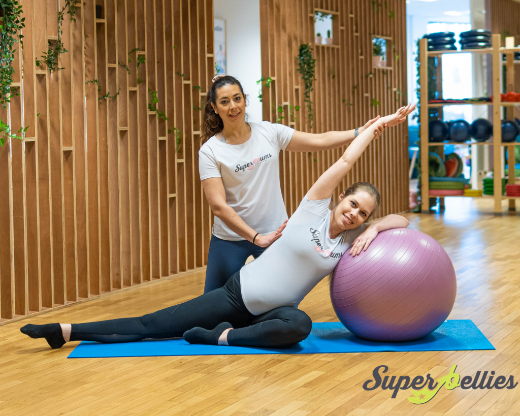 Prenatal fitness @SuperMums