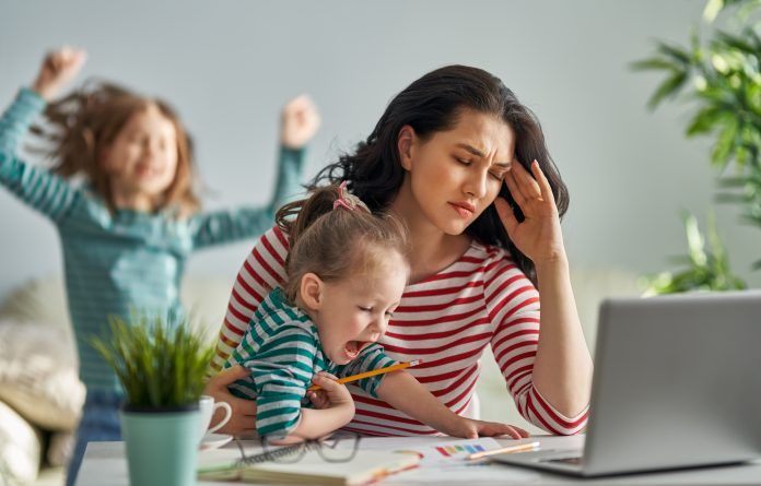 www.thevillage.be - Busy mum